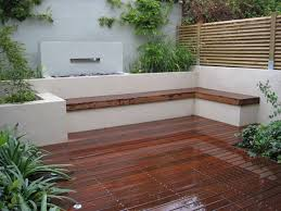 rendered tall end boundary wall with
