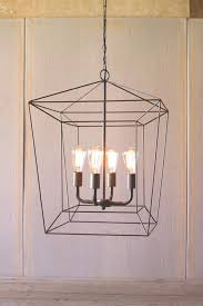 modern farmhouse chandelier rustic