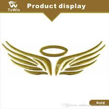 2020 Angel Wings Heart Home Decor Car Truck Window Decal Sticker Rear Window Car Sticker Modern Decal Silver Gold Red Black From Cardecoration Market 0 51 Dhgate Com