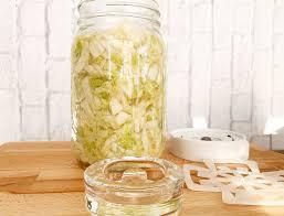 homemade sauer natural probiotics