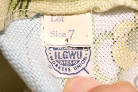 vine clothing labels s