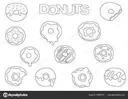 Mewarn10 Kleurplaten Met Donuts Voor Volwassenen
