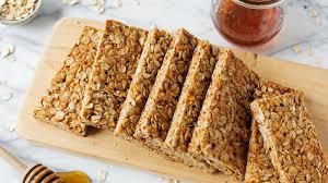oats n honey bars recipe