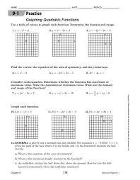 algebra 9 2 skills practice solving