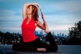 mobile yoga startup across los angeles