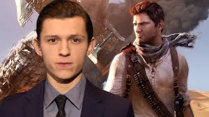 Tom Holland Updates from Uncharted ...
