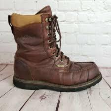 kangaroo leather upland hunting boots