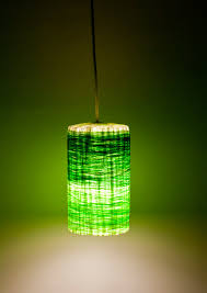 ideas of the stunning green lamp shade