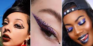 13 creative winged eyeliner techniques