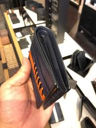 coach 2019 ss stripes leather folding