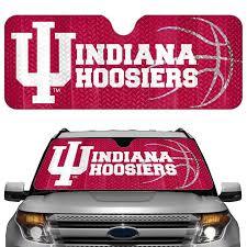 Indiana Hoosiers Auto Sun Shade Sports Addict