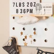 Bestoyard Baby Nursery Ceiling Mobile Crib Mobile Clouds Moon Stars Ceiling Hanging Decorations Kids Room Baby Shower Decoration White C