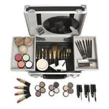 miniature makeup kit and cosmetic