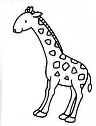 Kids N Fun 45 Kleurplaten Van Giraffe