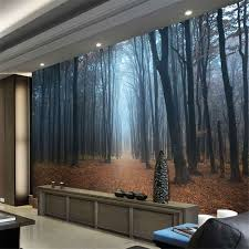 Black Forest Germany Night Full Wall Mural Photo Wallpaper Print Home 3d Decal Forest Wall Mural 3d Wallpaper For Walls Wallpaper Walls Decor