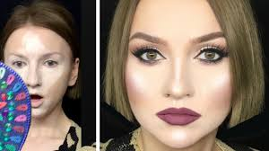 insram makeup for the first time