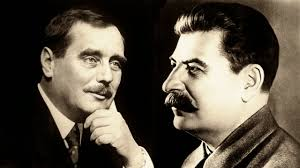 Marxism vs. Liberalism: An Interview with H.G. Wells and J.V. Stalin -  YouTube