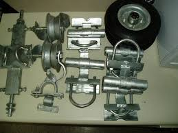 Hardware Fittings Roller Gate Accessories