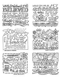 Quote Stickers Classic Children S Book Authors Coloring