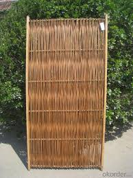 Trellis Natural Fence Screen Real Time Quotes Last Sale Prices Okorder Com