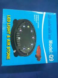 ĐÁNH GIÁ] Đèn Led bể cá kiêm đầu sục khí 2 trong 1 loại tròn 10cm, giá rẻ  140,000đ! Xem đánh giá ...