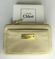 cosmetics bag chloe deluxe mini