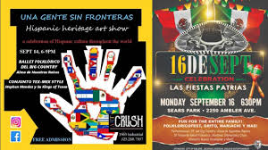 Hispanic Heritage month activities ...