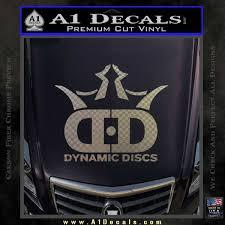 Dynamic Discs Decal Sticker Golf A1 Decals