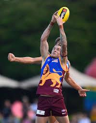 Claye Beams, Sean Lemmens - Claye Beams Photos - AFL NAB Cup Rd 3 -  Brisbane v Gold Coast - Zimbio