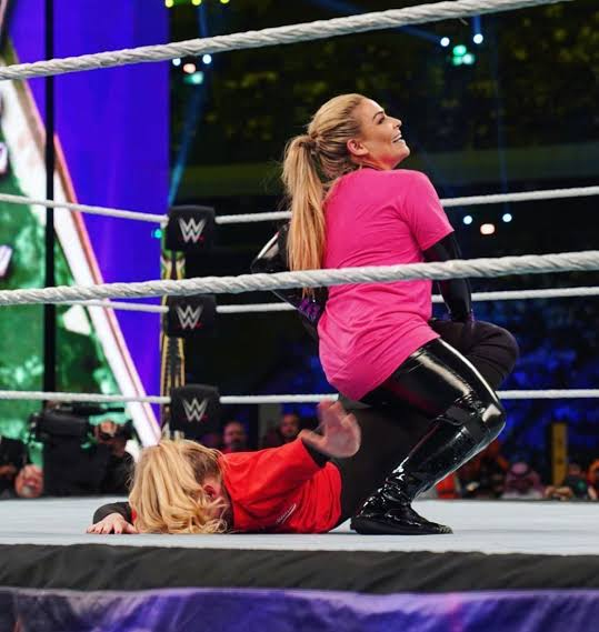 """Image result for Natalia and Lacey Evans WWE"""""""