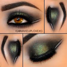 prom makeup makeup for brown eyes