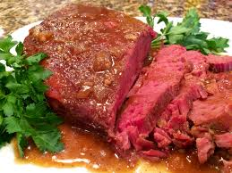 Slow Cooker Corned Beef & Guinness ...