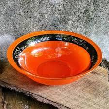 art deco glass bowls on wanelo