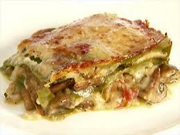 meaty mushroom lasagna recipe giada