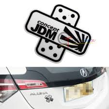 1 Jdm Japanese Style Band Aid Jdm Concept Sticker Decal For Car Suv Trucks For Sale Emgcartech
