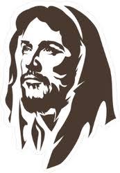 Jesus Car Stickers Decals Over 100 Unique Artistic Designs