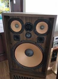 Mình cần thanh lý đôi loa kenwood kL-777... - Thu mua dàn âm thanh cũ giá  cao tại hà nội
