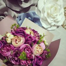 Rafeef Flowers باقة ورد Very Big من صاحبات العروس
