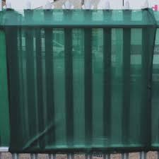 Screening 95 T Shade Netting Green Also For Privacy Screening