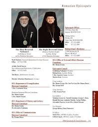 Romanian Episcopate - Orthodox Church in America