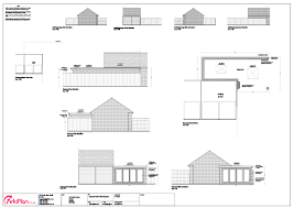 garden office room plans drawings