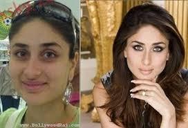 indian actress without makeup pics