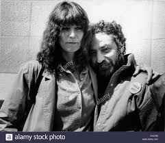 ABBIE HOFFMAN (R) was a political and social activist who co-founded Stock  Photo - Alamy