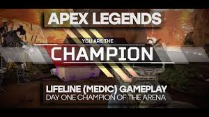 Apex Legends: Day One 'Champion of the ...