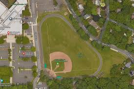 Weird Baseball Dimensions Norwalk High School Norwalk Ct The Only Fence Blocked Off The Field From Beacon St Across The Street Probably 250 Ft To Center And If The Ball Hit The