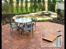 decking tiles for backyard nice backyard