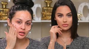 natural full coverage makeup tutorial