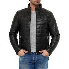 red bridge mens leather jacket real