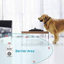 Ultrasonic Indoor Wireless Pet Fence For Dogs Cats Includes Ultrason Dog Gear