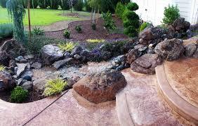 rock garden ideas housely